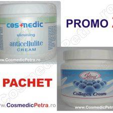 PROMO - Crema ANTICELULITICA Cosmedic si Crema COLAGEN